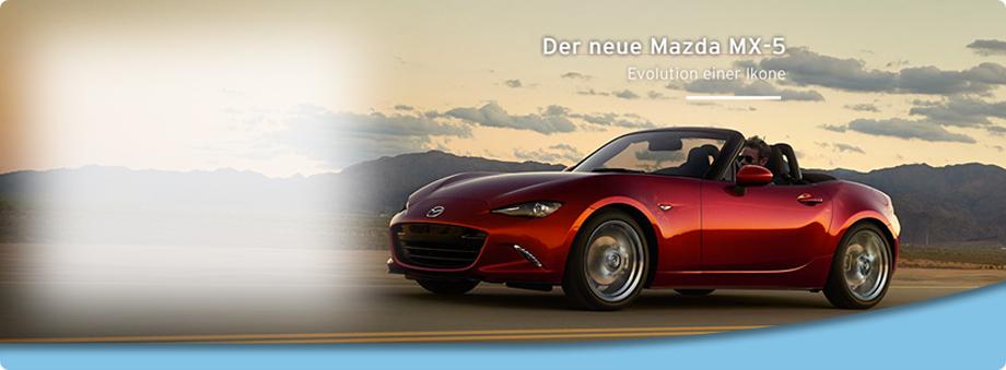 Der neue MazdaMX-5