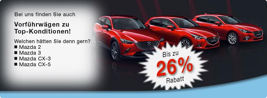 MazdaVorführwagen